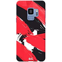 DailyObjects Printed Anti Shock Slim Hard Polycarbonate Mobile Back Case for Samsung Galaxy S9