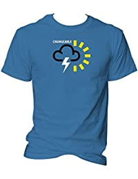 CG Changeable Weather Forecast Map Symbol Unisex T-Shirt