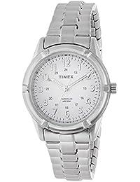 Timex Analog White Dial Women's Watch - TW2P88900