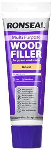 Ronseal MPWFN325G - Masilla multiusos para madera (325 g), color natural