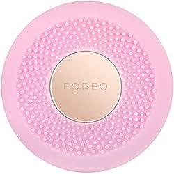 Dispositivo de Mascarilla Inteligente UFO de FOREO Pearl Pink Revoluciona las mascarillas faciales en solo 90 segundos0