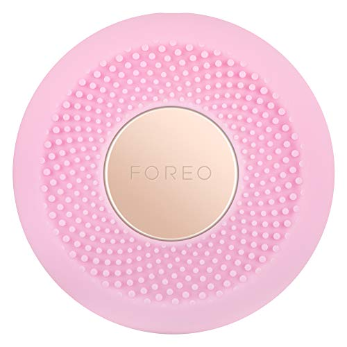 FOREO UFO mini - Tratamineto de Mascarilla Inteligente, Color Rosa (Peral Pink)