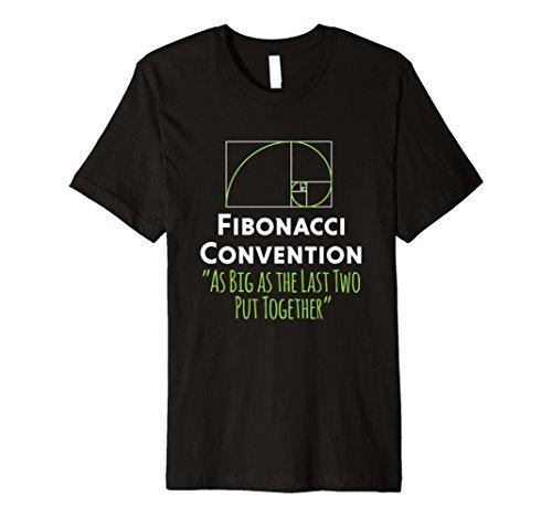 Funny Mathematische T Shirt Fibonacci Konvention Zahlentheorie