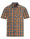 Vaude Herren Men's Prags Shirt II Hemd orange Madder 58