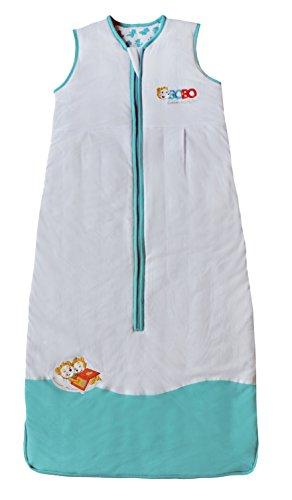Preisvergleich Produktbild Schlummersack Kinder Ganzjahresschlafsack 2.5 Tog 110cm/12-36 Monate - Bobo Siebenschläfer