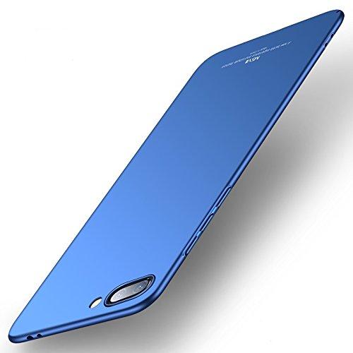 Bubunix Honor 10 Hülle, Hua Wei Honor 10 Case, Schutz Schutzhülle Anti-Kratzer Elegant Stoßfest Hart PC Skin Rückdeckel Glatte Rückseite Bumper Handyhülle für Huawei Honor 10 (Blue)