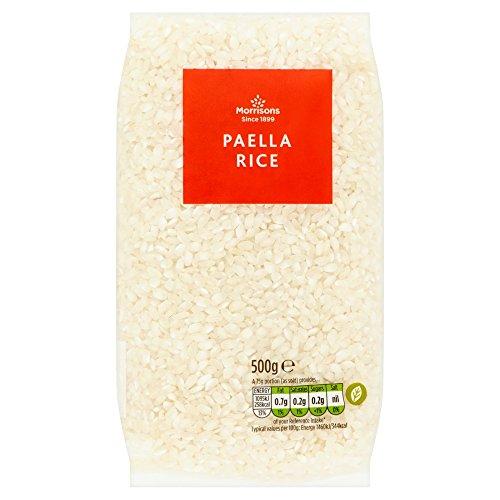 Morrisons Paella Dry White Rice, 500g