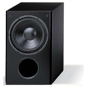 canton as 25sc schwarz subwoofer audio hifi. Black Bedroom Furniture Sets. Home Design Ideas