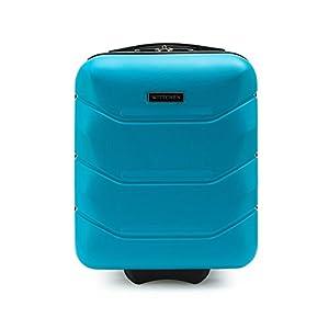 WITTCHEN Equipaje de mano, Maleta, Azul, 42x32x25 cm, 25 Litro, Dimensión: Pequeña, XS, ABS -56-3A-281-90
