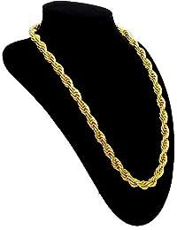 73bdd03f824b Amazon.es  Cadenas De Oro Para Hombres 18 K - Último mes  Joyería