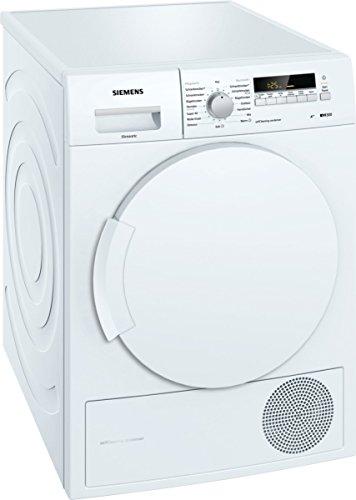 Siemens WT43W260 iQ300 Wärmepumpentrockner / A++ / 7 kg / Großes Display mit Endezeitvorwahl / Selbstreinigungs-Automatik