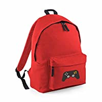 Apparel Printing Emoji Video Game Junior Backpack