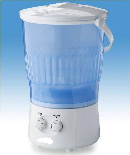 JOLTA ® / Camping-Waschmaschine MiniwaschmaschineToplader Single Camping