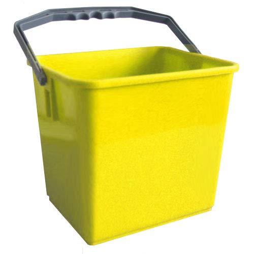Eimer 5 Liter 4 Farben System, gelb -