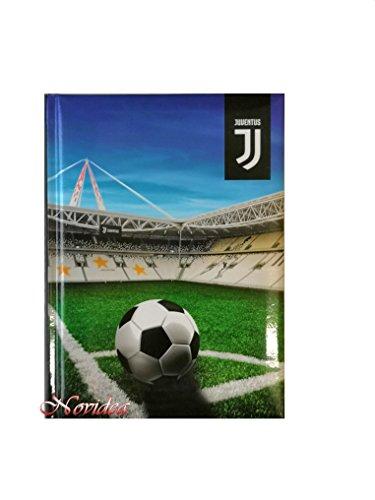 SEVEN Novidea Diario Scuola JUVENTUS Pocket 11 Mesi Non Datato Juventus Stadium 11x15 cm + OMAGGIO PENNA COLORATA