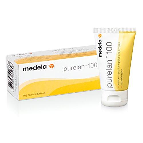 Medela PureLan 100, Crema para Pezones – 37 g (Versión Europea, sin instrucciones en Español)