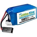 Akku-King Batterie pour Parrot AR.Drone 1.0 Quadricoptère, Quadrocopter - Li-Polymer 2600mAh 11.1V