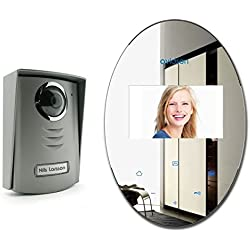 Interphone vidéo - effet miroir