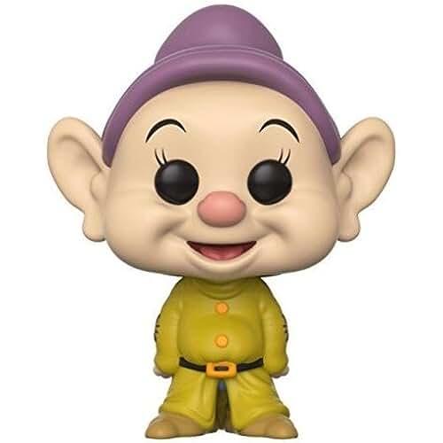 munecos pop kawaii Funko Pop! - Disney: Snow White Figura de vinilo Dopey (21718)