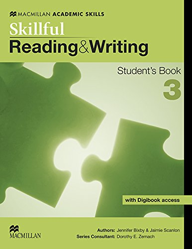 SKILLFUL 3 Reading & Writing Sb Pk (Skilfull)
