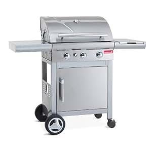 Barbecue gaz Kaduva Inox - Barbecook