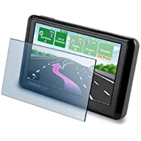 Anti-Glare Screen Protector for All Garmin Nuvi Car Navigation Units with 4.3 inch Screen - Microfibre Cleaning Cloth included