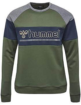 Hummel Sweater - CLASSIC BEE ORION SWEATSHIRT - Trainingspullover Herren Langarm - Pullover Sport & Freizeit -...