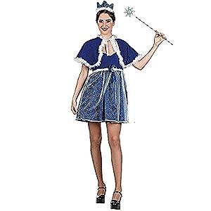 Limit Sport - Disfraz de princesa de cuentos, para adultos, talla M (MA631)
