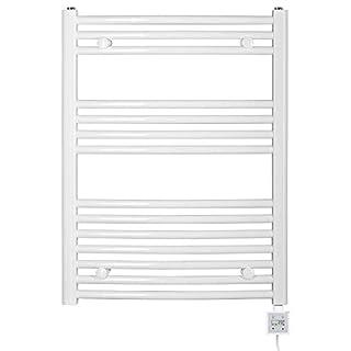 Anapont - Heizung-Elektrobadheizkörper-Maße: 600x775 White Bent KTX-3 Electro-Heating Cartridge and Filling
