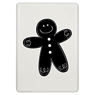 Azeeda 'Gingerbread Person' Fridge Magnet (FM00004652)