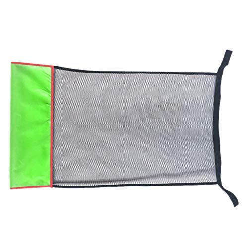 Tragbares Pool Float Mesh Stuhl Netz - Nudel Stuhl Netz Schwimmen Bett Sitz Sich Herbewegendes Stuhl DIY Zubehör - für Schwimmen,Entspannung - für Erwachsene&Kinder - 80 * 44cm -1 Stück (Grün) -
