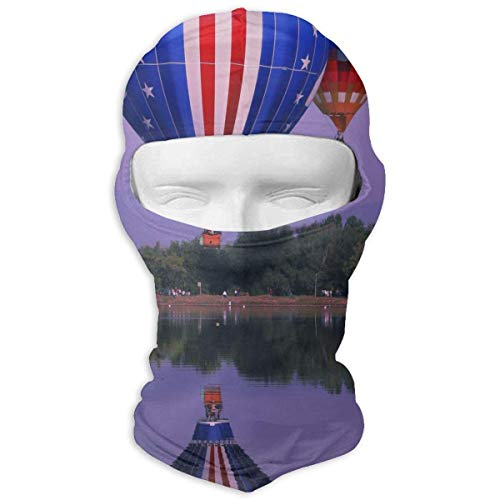 unscreen Hats Colorado Ballon Sun UV Protection Dust Protection Wind-Resistant Face Mask for Running Cycling Fishing ()
