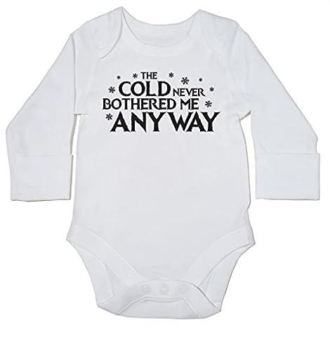 hippowarehouse die Kälte nie Darum gekümmert Me Anyway Baby Body