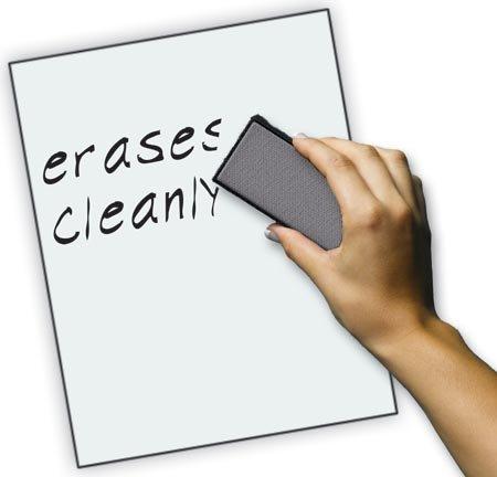 Go Write Dry Erase poster Board 3fogli