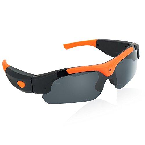 WISEUP Sport-Sonnenbrille mit Videokamera - 3