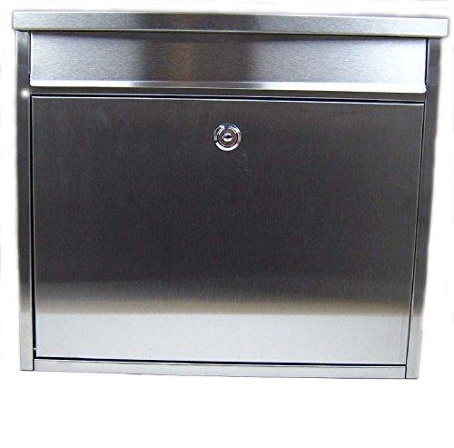 schwarz lackiert Art Stahl Mailbox Mailbox-St/änder f/ür U.S PBK00000