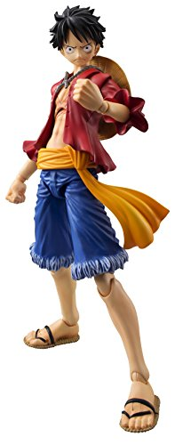 Megahouse una Pieza: Mono D Luffy Variable Action Hero Figure 1