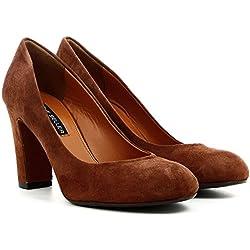 The Seller Damen High heel pumps, Rostfarben, 40