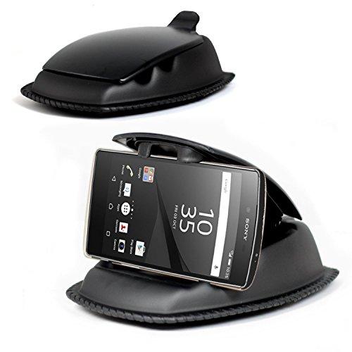 Navitech GPS Mounts schwarz schwarz Sony Xperia C4 pondéré Sony Support