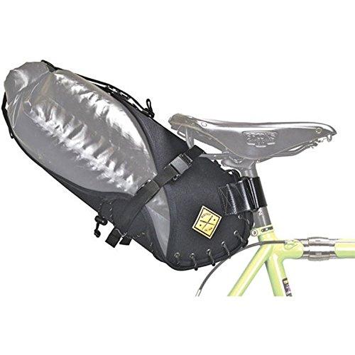 Restrap Big Sattelttasche Sattelholster mit Packsack