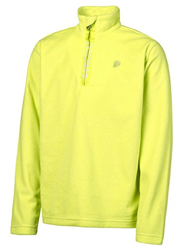 Protest PERFECTY JR 1/4 ZIP TOP Electric Lime 164