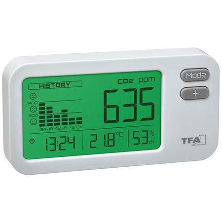 TFA Dostmann 31.5009.02 AIRCO2NTROL Coach CO2 Monitor -