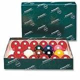 Snooker-Ball-Satz 52,4 mm Aramith Bild