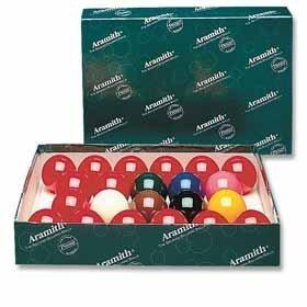 SnookerBallSatz 524 mm Aramith