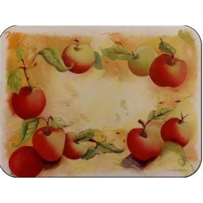 Tuftop Apples (McGowan Tuftop Apples Cutting Board by McGowan)