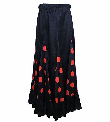 - Sechs Rot Kleid Kostüm