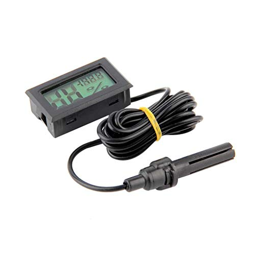 Mini Digital LCD Thermometer Hygrometer Humidity Temperature