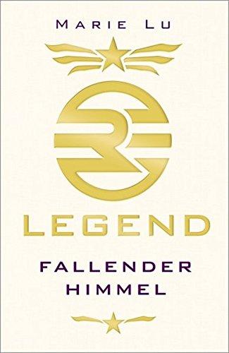 Buchseite und Rezensionen zu 'Legend - Fallender Himmel: Band 1' von Marie Lu