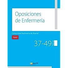 Manual CTO de Oposiciones de enfermería de la Comunidad de Madrid. Vol. III: temas 37-49