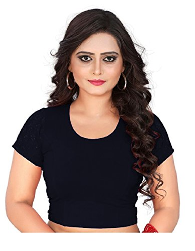 PRe-Snart Readymade blouses for women (Black)